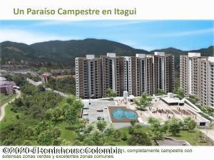 Apartamento En Ventaen Itagui, Ditaires, Colombia, CO RAH: 20-1213