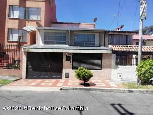 Casa En Ventaen Bogota, Cedritos, Colombia, CO RAH: 20-715
