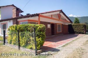 Casa En Arriendoen Chia, Fagua, Colombia, CO RAH: 20-1226