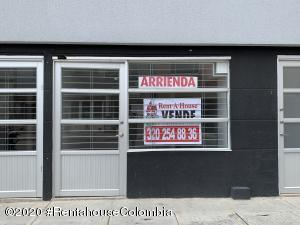Local Comercial En Arriendoen Bogota, Galerias, Colombia, CO RAH: 20-1243