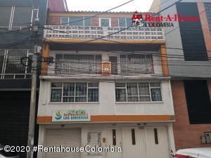 Casa En Ventaen Bogota, La Trinidad, Colombia, CO RAH: 20-1298