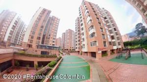 Apartamento En Arriendoen Bogota, Lisboa, Colombia, CO RAH: 20-1313