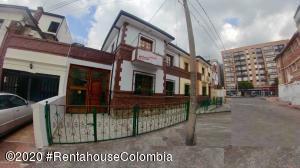 Casa En Ventaen Bogota, Teusaquillo, Colombia, CO RAH: 20-1343