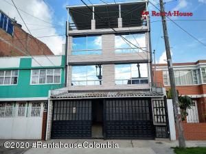 Apartamento En Arriendoen Bogota, Galan, Colombia, CO RAH: 20-1389