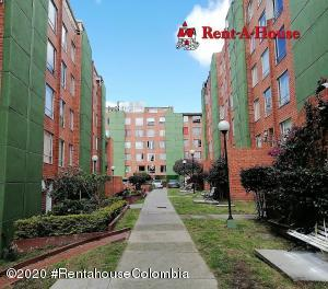 Apartamento En Ventaen Bogota, Hospital San Carlos, Colombia, CO RAH: 20-1441
