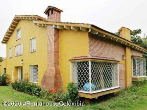 Casa En Arriendoen Chia, Las Delicias Norte, Colombia, CO RAH: 20-1450