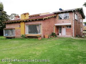 Casa En Ventaen Chia, Las Delicias Norte, Colombia, CO RAH: 20-1452