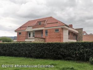 Casa En Ventaen Chia, Yerbabuena, Colombia, CO RAH: 21-549