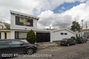 Casa En Ventaen Bogota, Lisboa, Colombia, CO RAH: 21-835