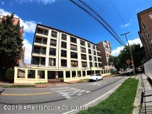 Apartamento En Ventaen Bogota, San Patricio, Colombia, CO RAH: 21-862
