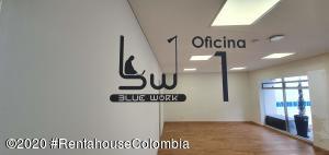 Oficina En Arriendoen Bogota, Santa Barbara Occidental, Colombia, CO RAH: 21-979