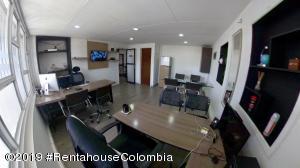 Oficina En Arriendoen Bogota, La Castellana, Colombia, CO RAH: 21-1023