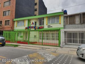 Casa En Ventaen Bogota, Nicolás De Federmán, Colombia, CO RAH: 21-1112