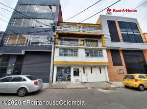Bodega En Ventaen Bogota, La Trinidad, Colombia, CO RAH: 21-1210