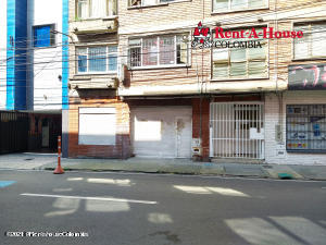 Local Comercial En Arriendoen Bogota, Chapinero Sur Occidental, Colombia, CO RAH: 21-1405