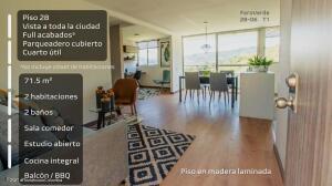 Apartamento En Ventaen Medellin, Calasanz, Colombia, CO RAH: 21-1583