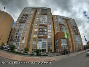 Apartamento En Ventaen Bogota, Aures Ii, Colombia, CO RAH: 22-4