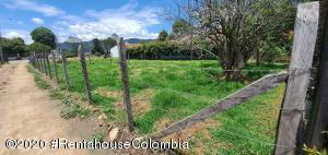 Terreno En Ventaen Cajica, Vereda Canelon, Colombia, CO RAH: 22-162
