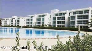 Apartamento En Ventaen Cartagena, Barceloneta, Colombia, CO RAH: 22-227