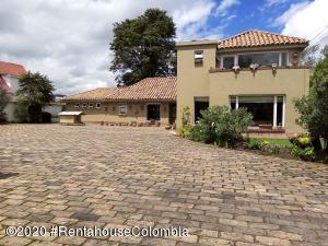 Casa En Ventaen Chia, Vereda Guaymaral, Colombia, CO RAH: 22-233