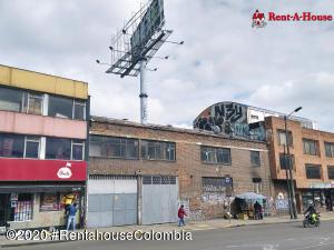 Bodega En Ventaen Bogota, Puente Aranda, Colombia, CO RAH: 22-703