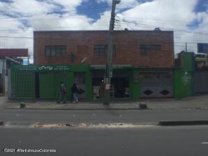Terreno En Ventaen Bogota, Las Villas, Colombia, CO RAH: 22-757