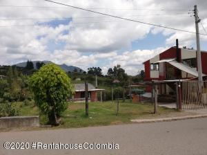 Terreno En Ventaen Cogua, Vereda Rodamontal, Colombia, CO RAH: 22-1076
