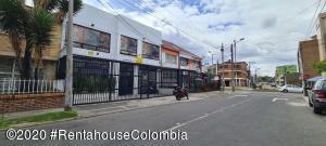Edificio En Ventaen Bogota, El Campin, Colombia, CO RAH: 22-1077