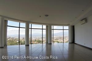 Apartamento En Alquileren San Rafael Escazu, Escazu, Costa Rica, CR RAH: 16-73