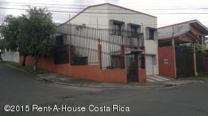 Casa En Alquileren Zapote, San Jose, Costa Rica, CR RAH: 18-137