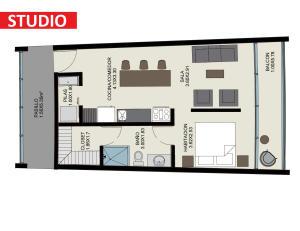 Apartamento En Ventaen Santa Ana, Santa Ana, Costa Rica, CR RAH: 18-480