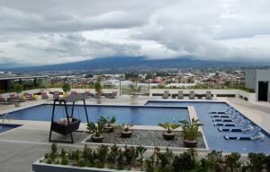 Apartamento En Alquileren Paseo Colon, San Jose, Costa Rica, CR RAH: 19-1387