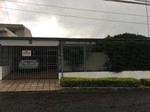 Casa En Ventaen Sabana, San Jose, Costa Rica, CR RAH: 19-1543