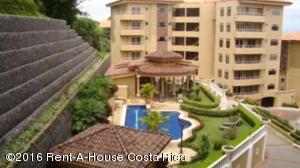 Apartamento En Alquileren San Rafael Escazu, Escazu, Costa Rica, CR RAH: 21-2225