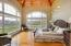 Incredible views, cherry floors with maple inlay, and wood beamed ceilings.