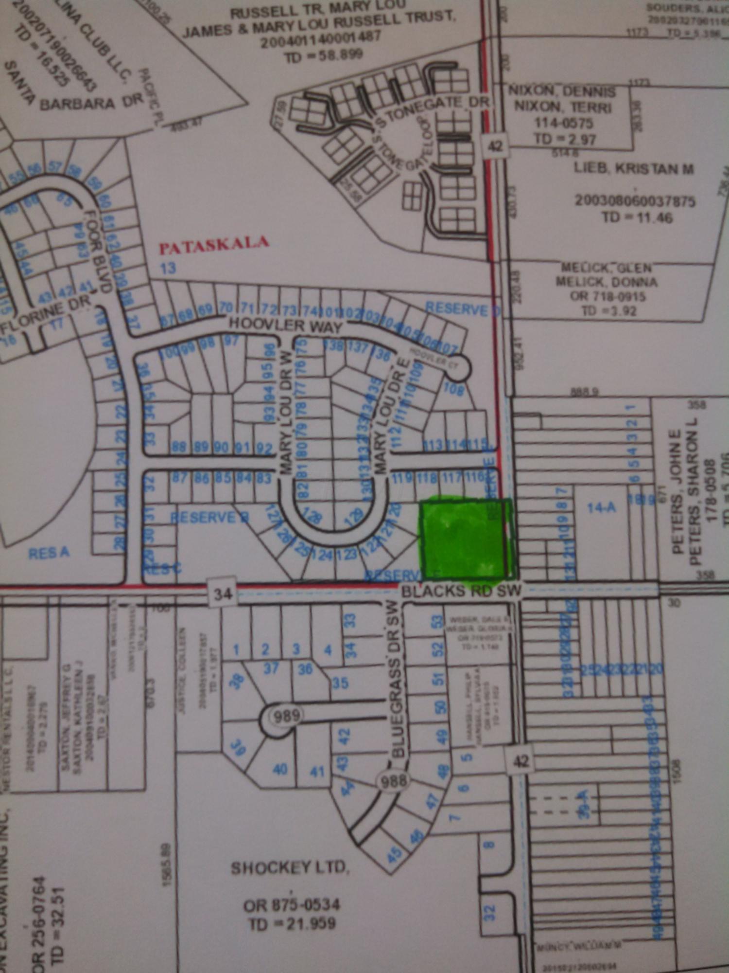 0 BLACKS Road, Pataskala, Ohio 43062, ,Land/farm,For Sale,BLACKS,215031985