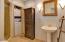 First Floor Full Bath w/Laundry