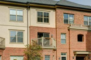 Two story townhouse located on 2nd & 3rd floors
