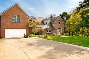 Welcome home to this 4000+ sq ft home with 4BR/2.5 bath and walkout basement that can be finished for additional living space.