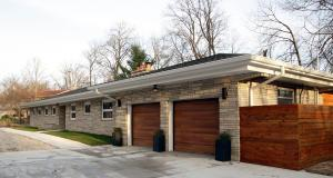 One of a kind mid century modern home