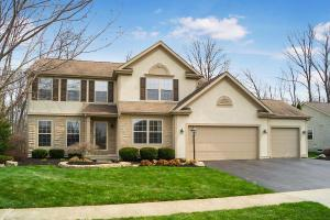7761 High Wind Drive, Powell, OH 43065