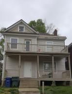 2 story home with finished attic area for playroom, office, den etc..