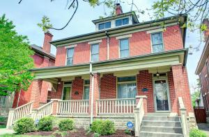 Welcome home to your new condo less than 2 blocks from German Village's Schiller Park.