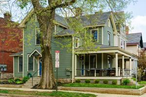 Stately Curb Appeal
