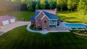 Stately All Brick custom two story home!