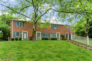 Charming two story brick townhouse in prime location!