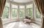 Owner's suite sitting room