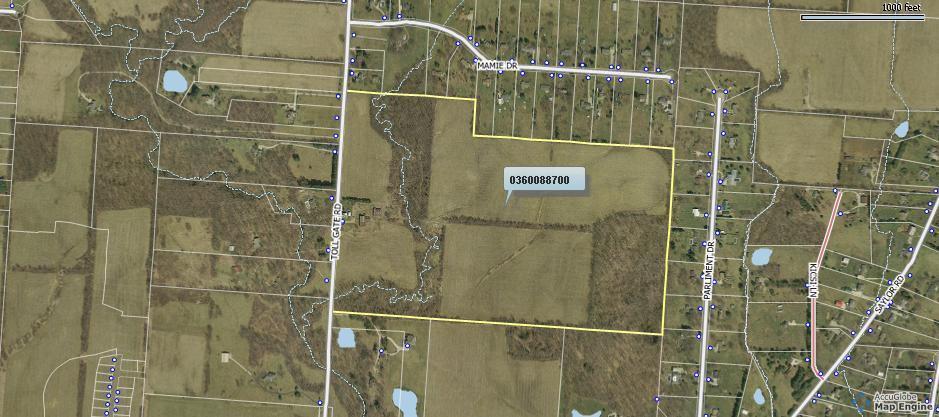 12648 Toll Gate Road, Pickerington, Ohio 43147, ,Land/farm,For Sale,Toll Gate,217025031
