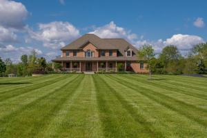 Beautiful custom home on 5 acres!