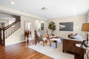 Open living room.